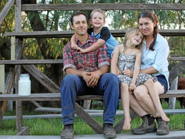 Visit My Farm Australia - Gleneden Family Farm, Maryvale QLD
