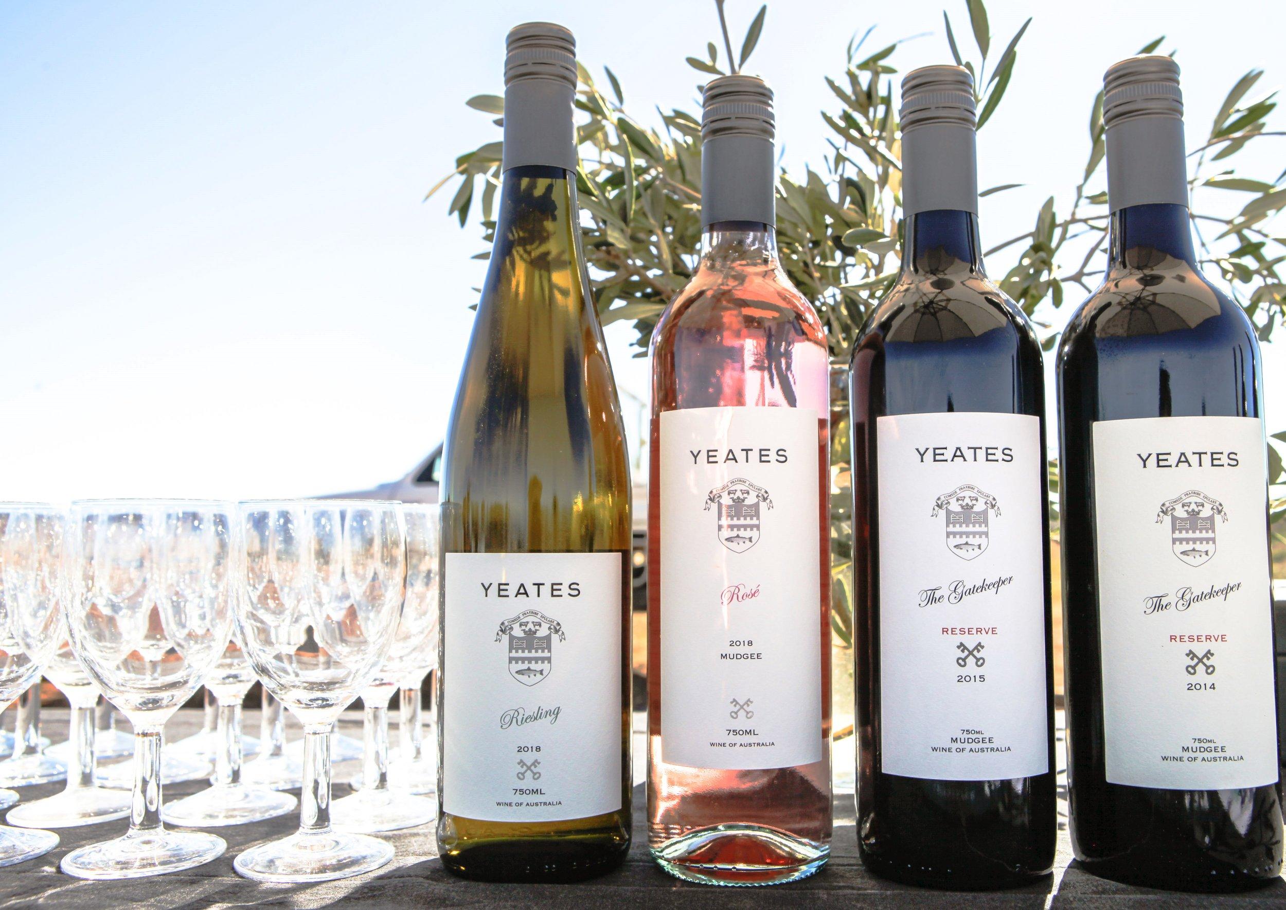 Visit My Farm Australia - Yeates Wines, Mudgee NSW