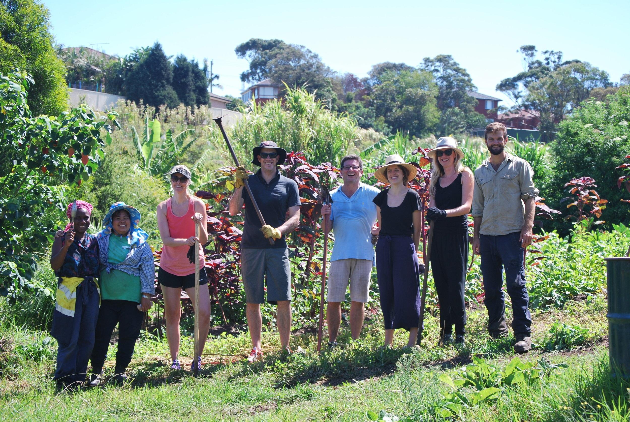 Visit My Farm Australia - Green Connect Farm, Warrawong NSW