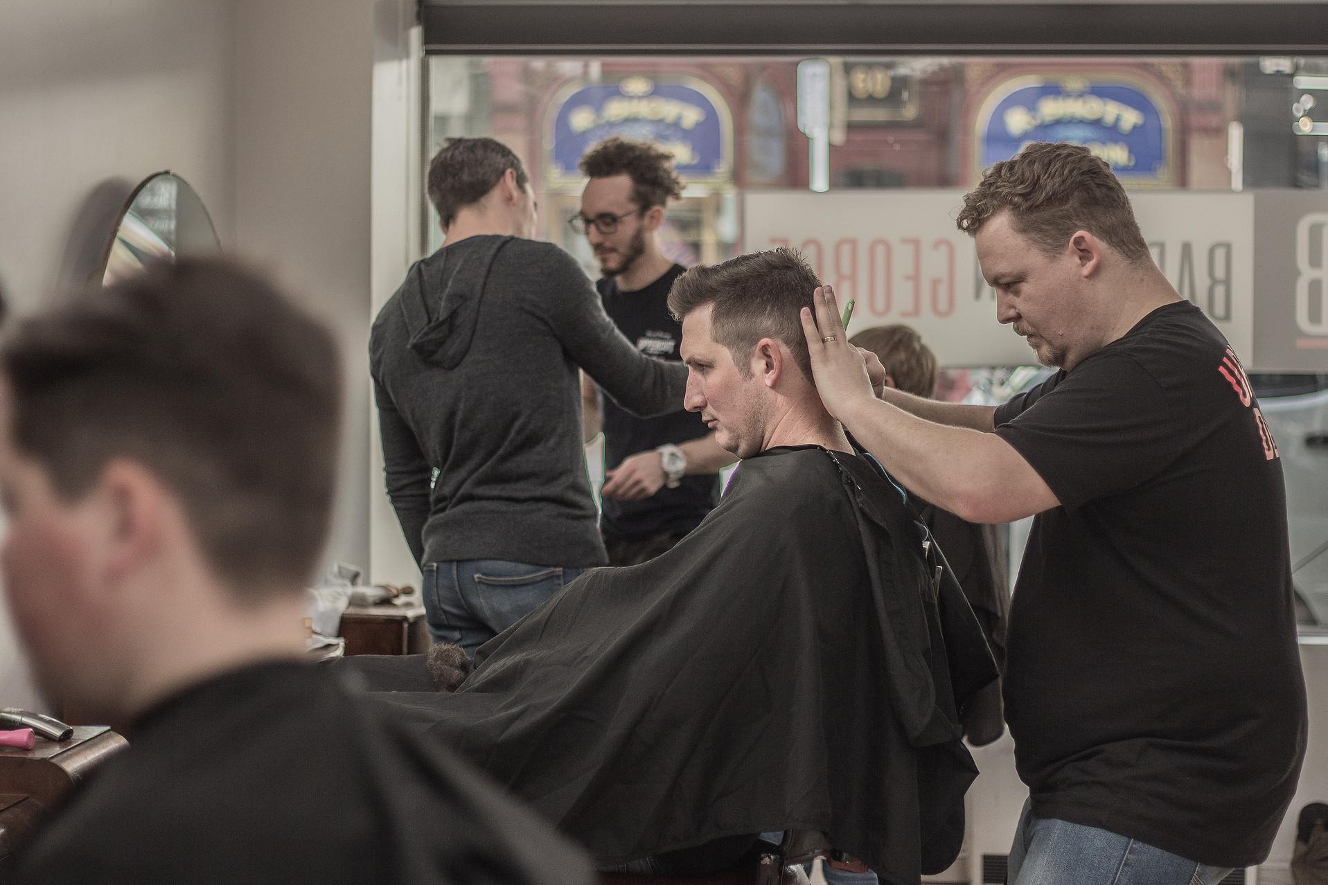 Barber on George | Launceston's Coolest Barber Shop