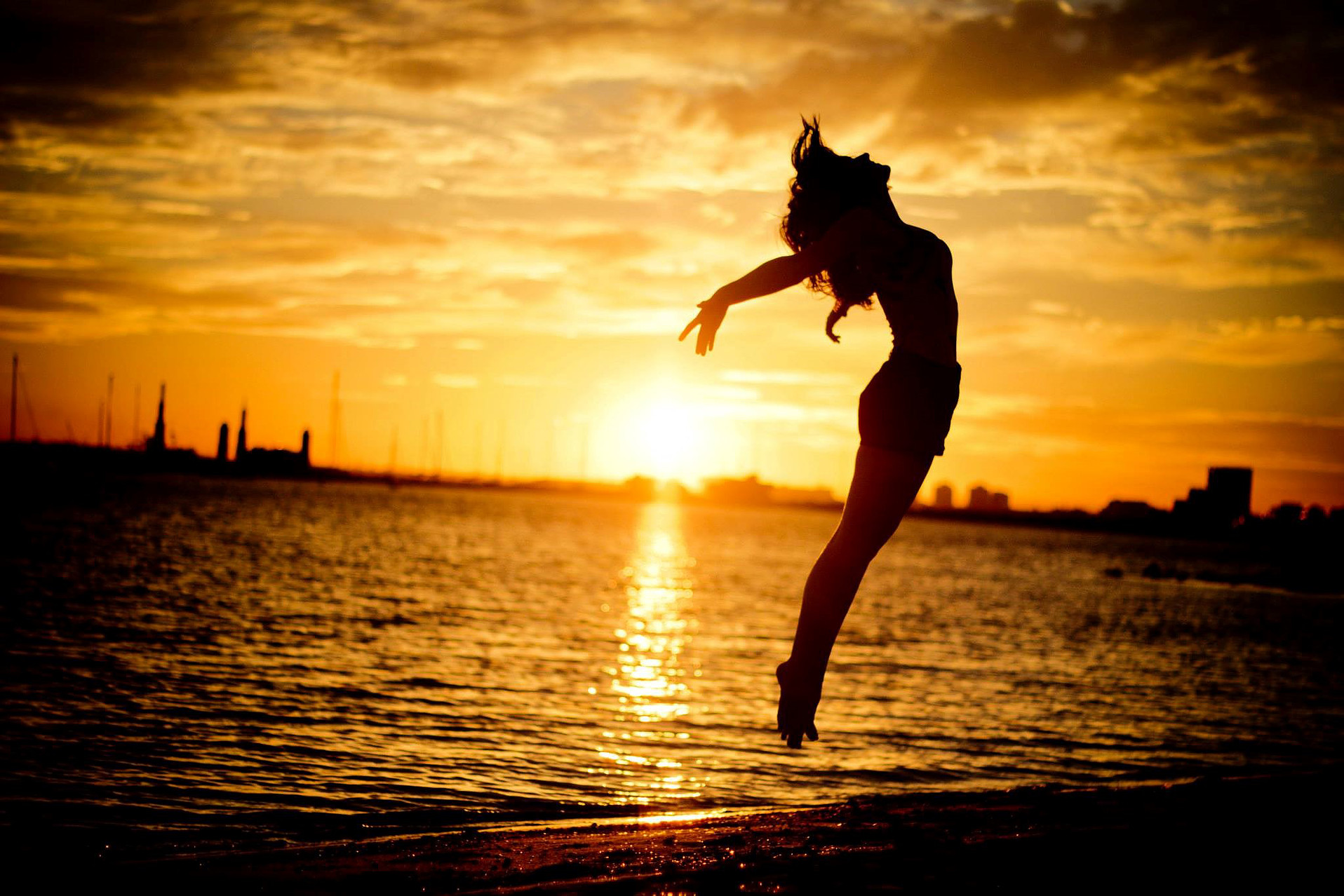 St Kilda Beach | Sunset Photography
