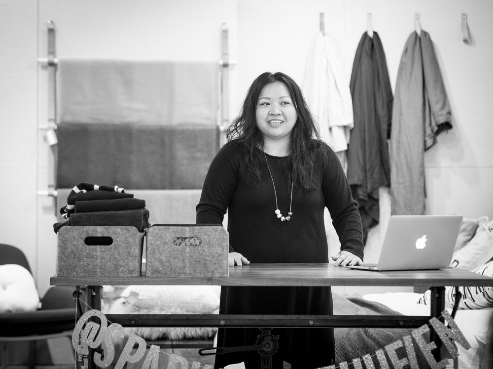 KonMari Workshop at Guildhall Home with Helen Youn