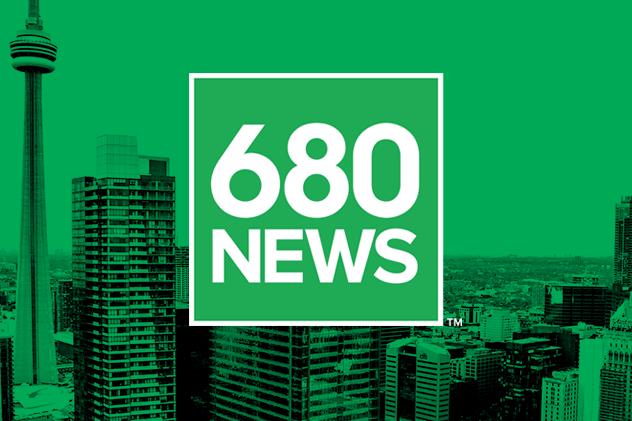 AM 680 News logo