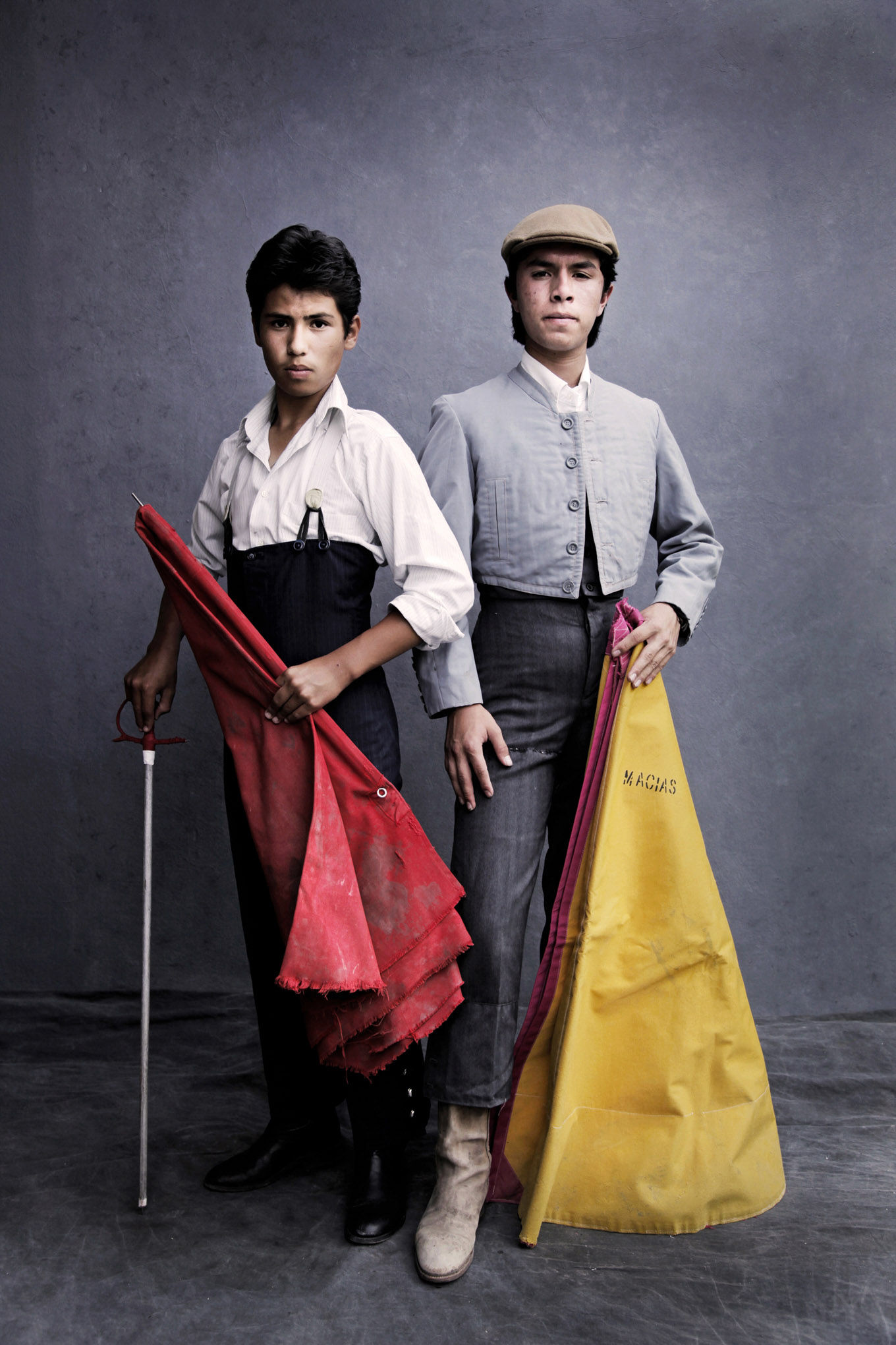 Bullfighters/Mexico