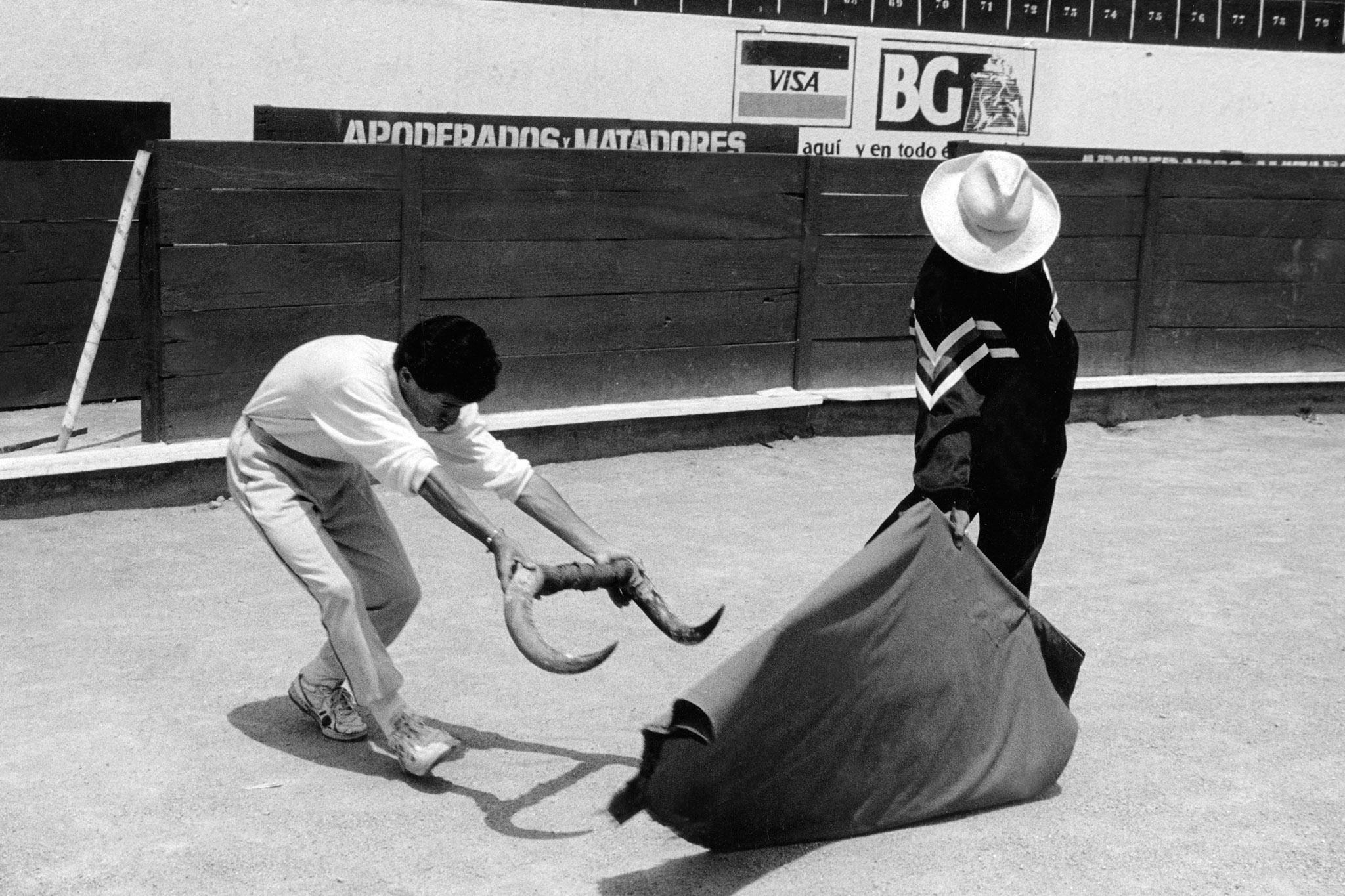 Bullfighting School/Guatemala