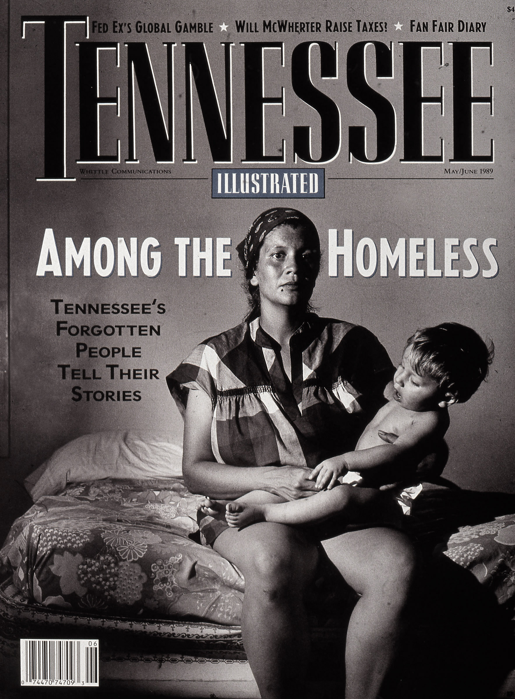 Homeless/Tennessee