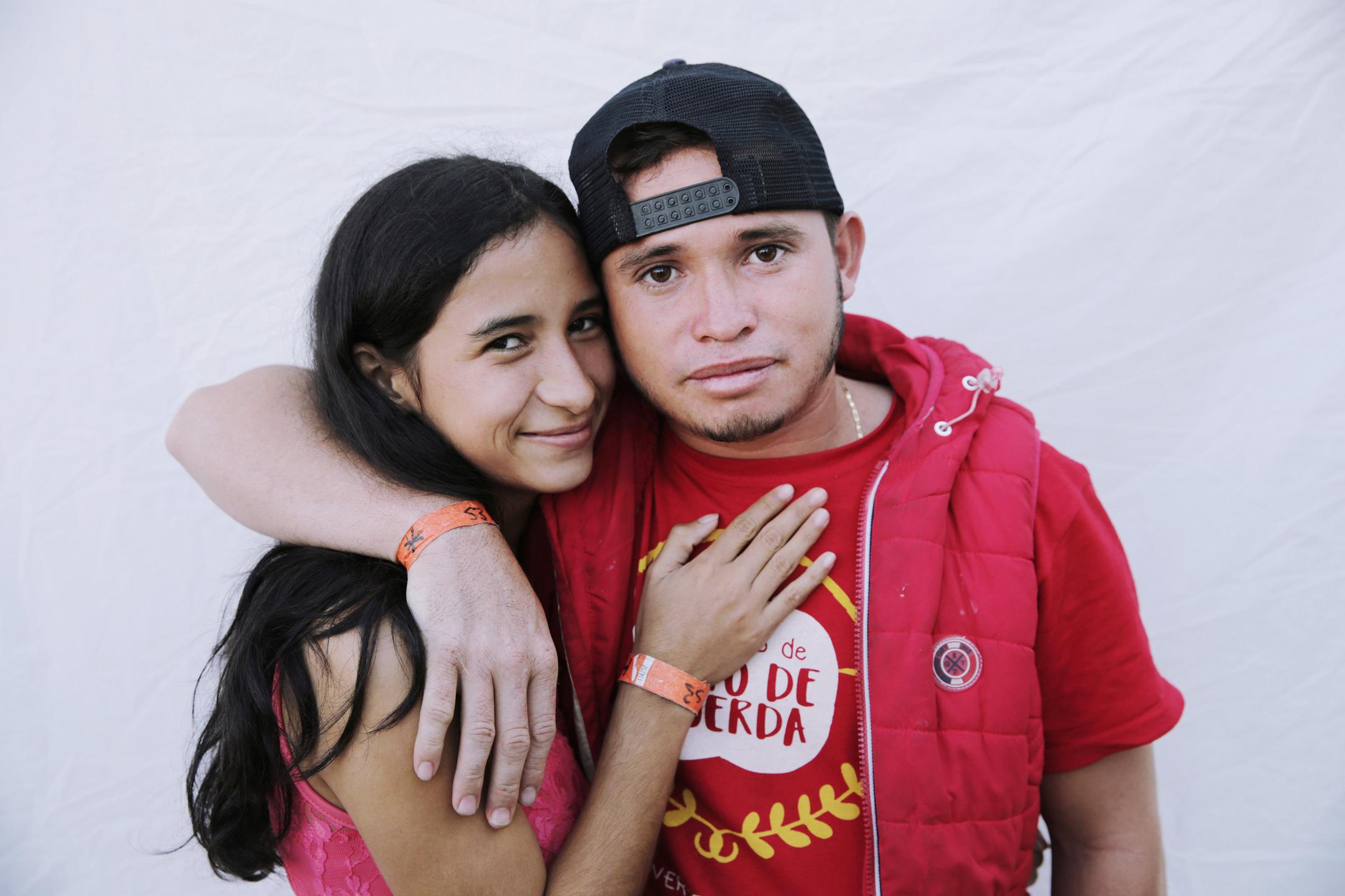 Marina y Kenny
