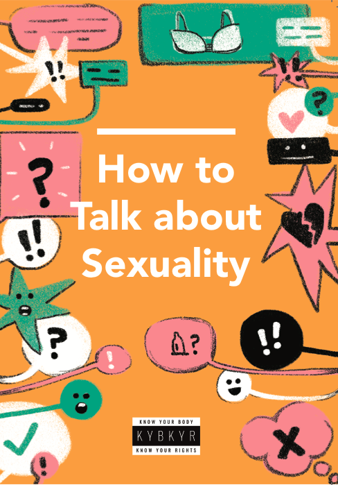 - When it comes to sexuality, we often find ourselves unable to talk about or around it without discomfort. When young people ask questions related to sex, the older people in our lives often sidestep the issue, or shut down the conversation entirely. But maybe there are other ways these conversations could go...