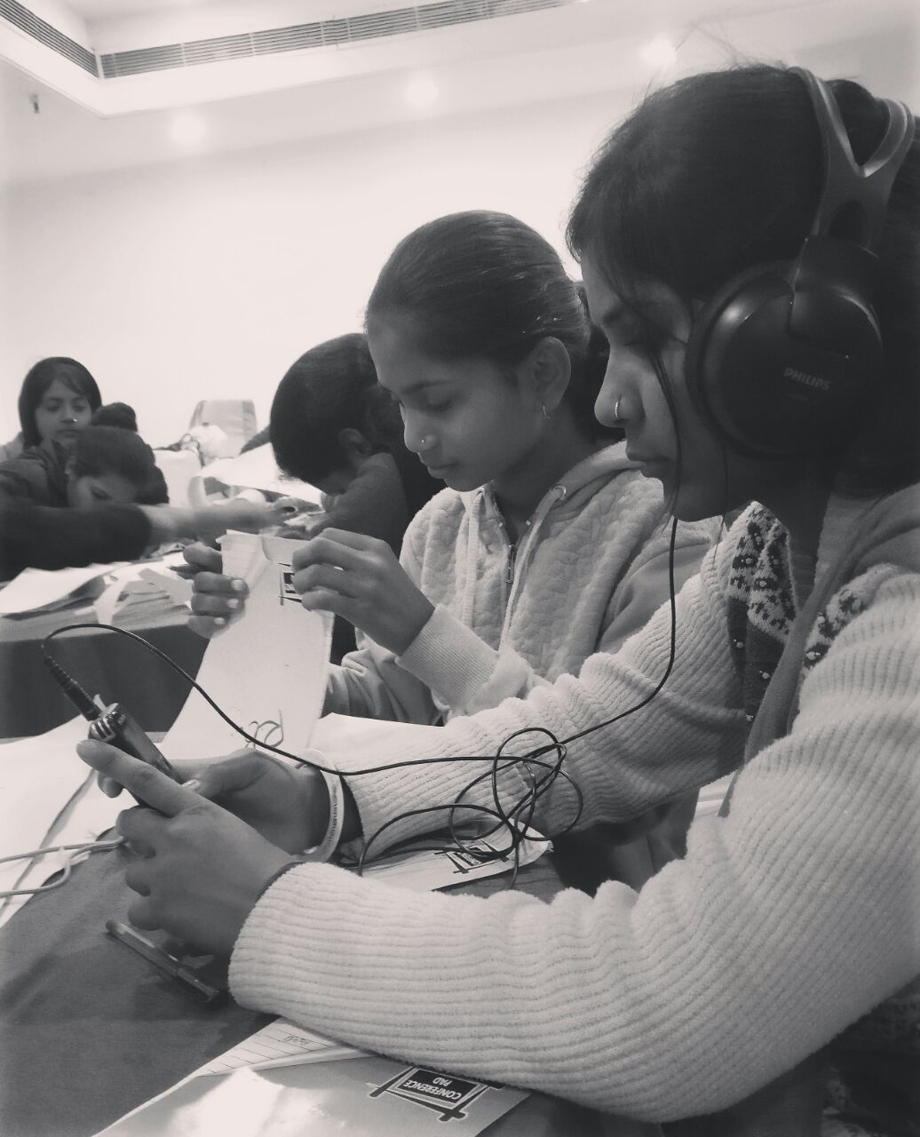 The Butterfly Project    Enabling young women from marginalised communities in low-resource settings to creatively address gender & discrimination through digital media.