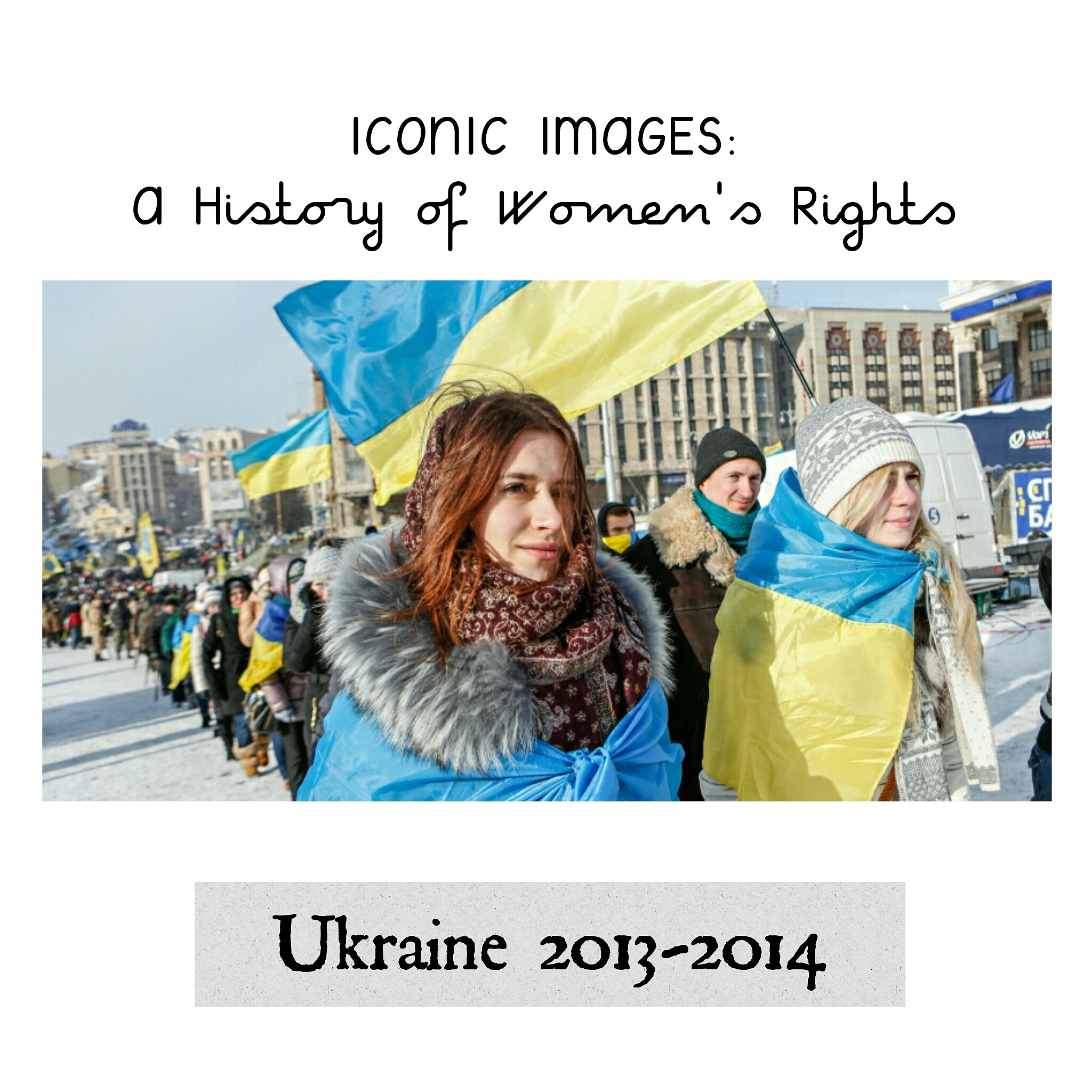 Euromaidan Revolution, Ukraine 2013-14 - Submitted by Tamara Martsenyuk from Ukraine:Events in central Kyiv and other Ukrainian cities, became famous as a so-called