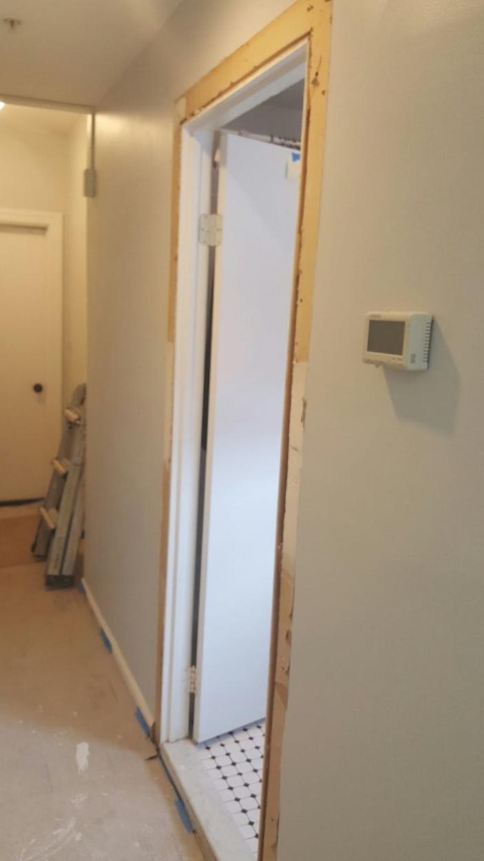 Barn Yard Door Installation
