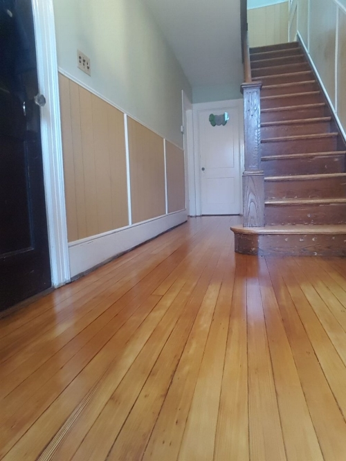 Refinished Flooring Jersey City House