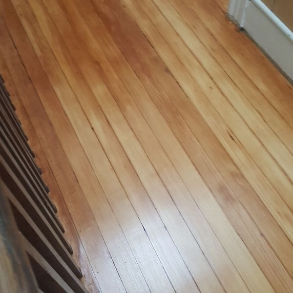 Refinished Floors Jersey City House