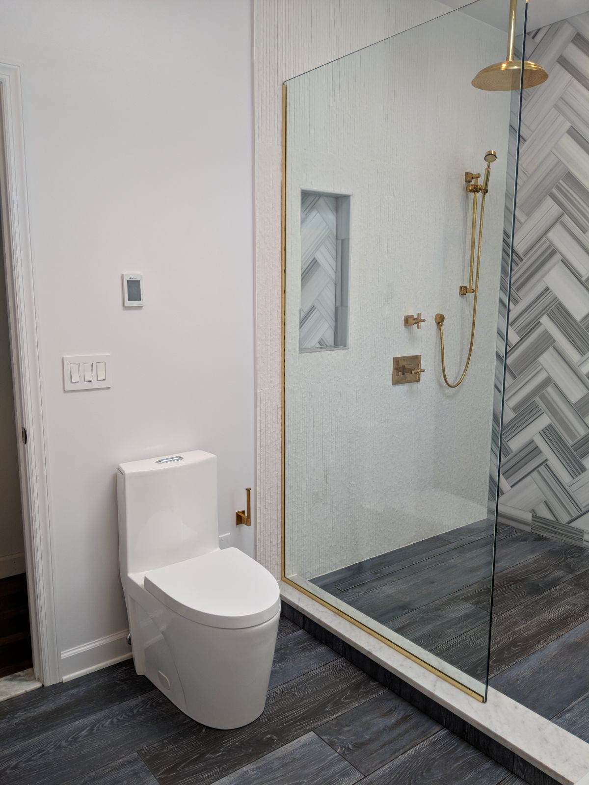 Full Bathroom Renovation in Jersey City, NJ