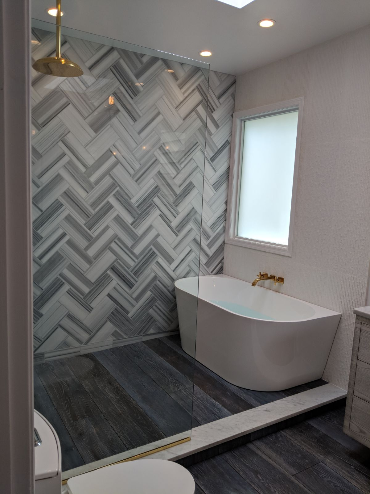 Full Bathroom Renovaton in Jersey City, NJ