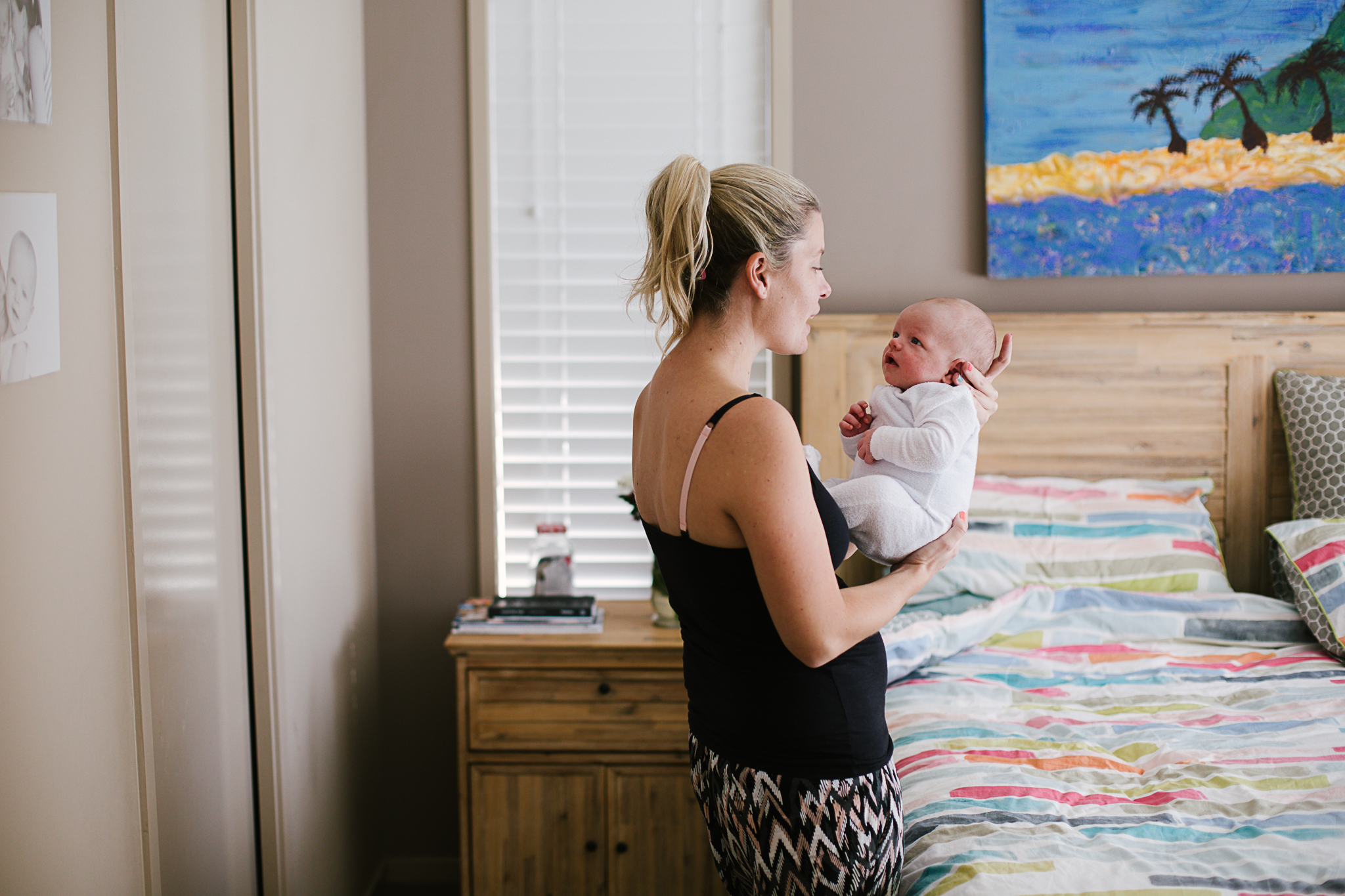 relaxed newborn photos sunshine coast