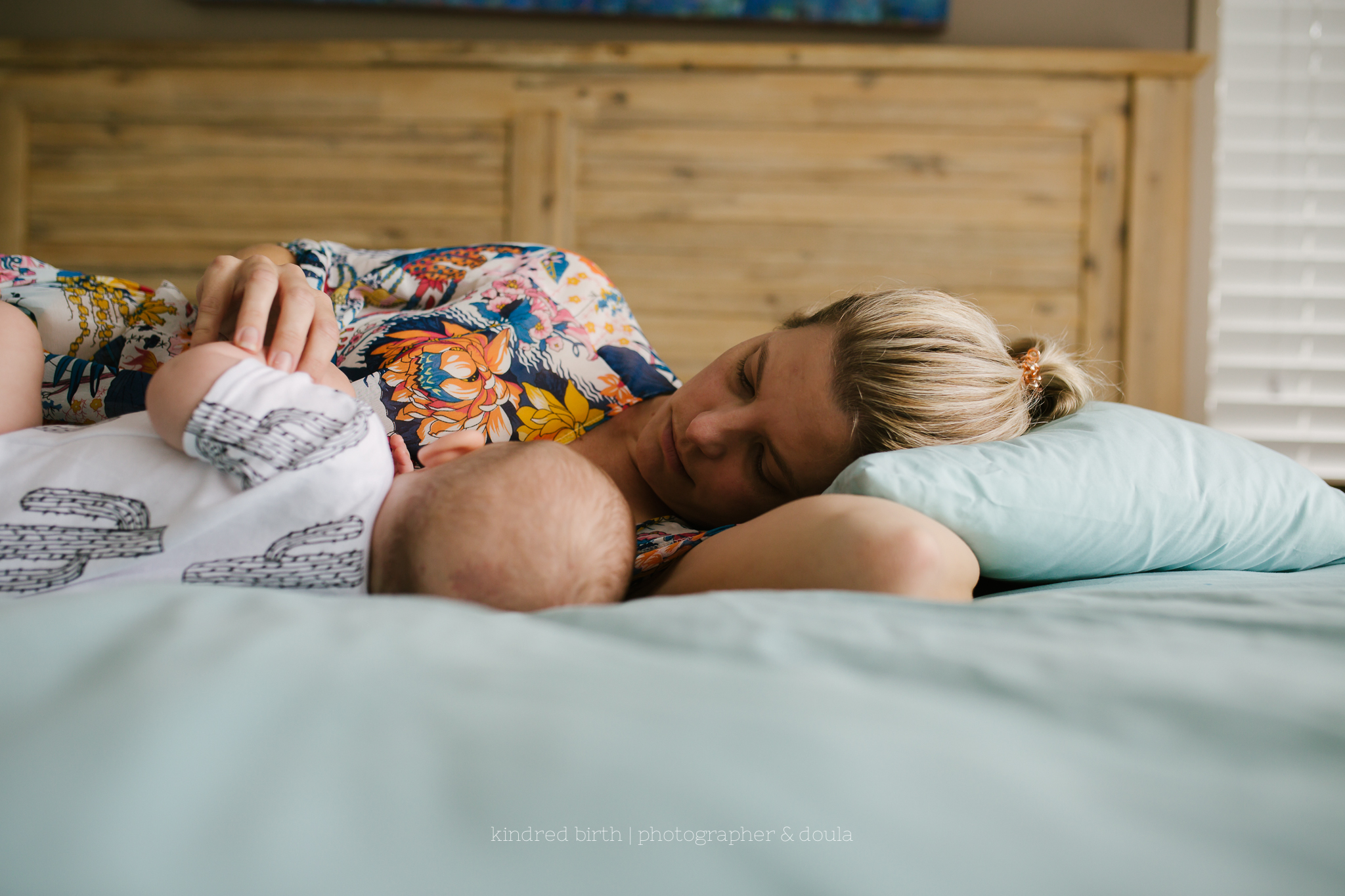 Sunshine Coast breastfeeding session
