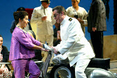 Natalie Christie Peluso as Adina in The Elixir of Love for Welsh National Opera