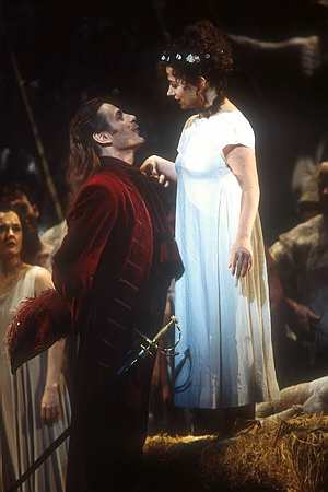 Natalie Christie Peluso as Zerlina in Don Giovanni, Royal Opera House Covent Garden