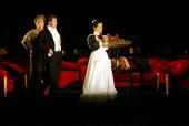 Natalie Christie Peluso as Adele in Die Fledermaus, Welsh National Opera