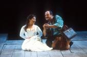 Natalie Christie Peluso as Pamina in Die Zauberflote for Welsh National Opera