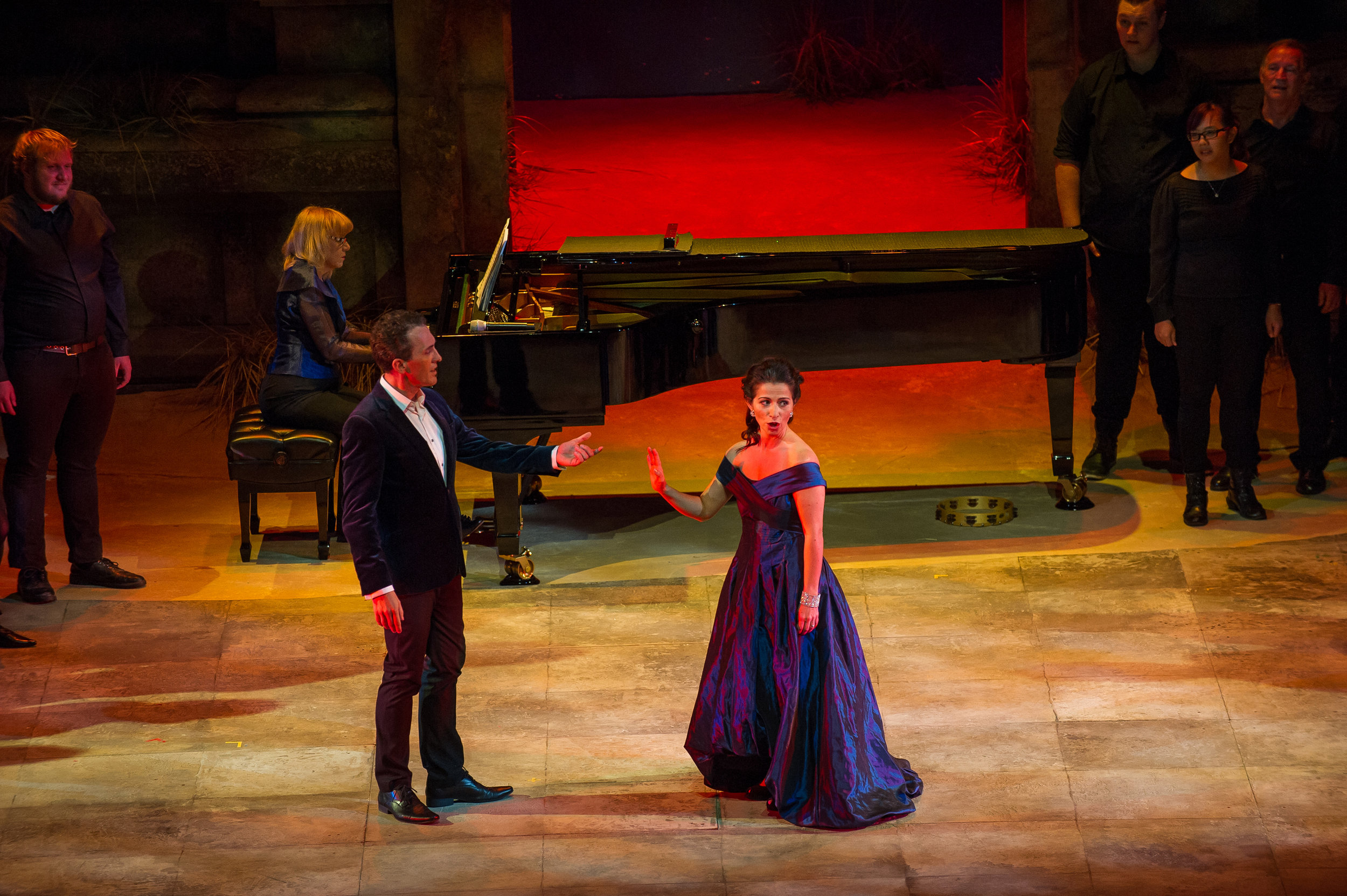 An Afternoon with Jason Barry-Smith for Opera Queensland