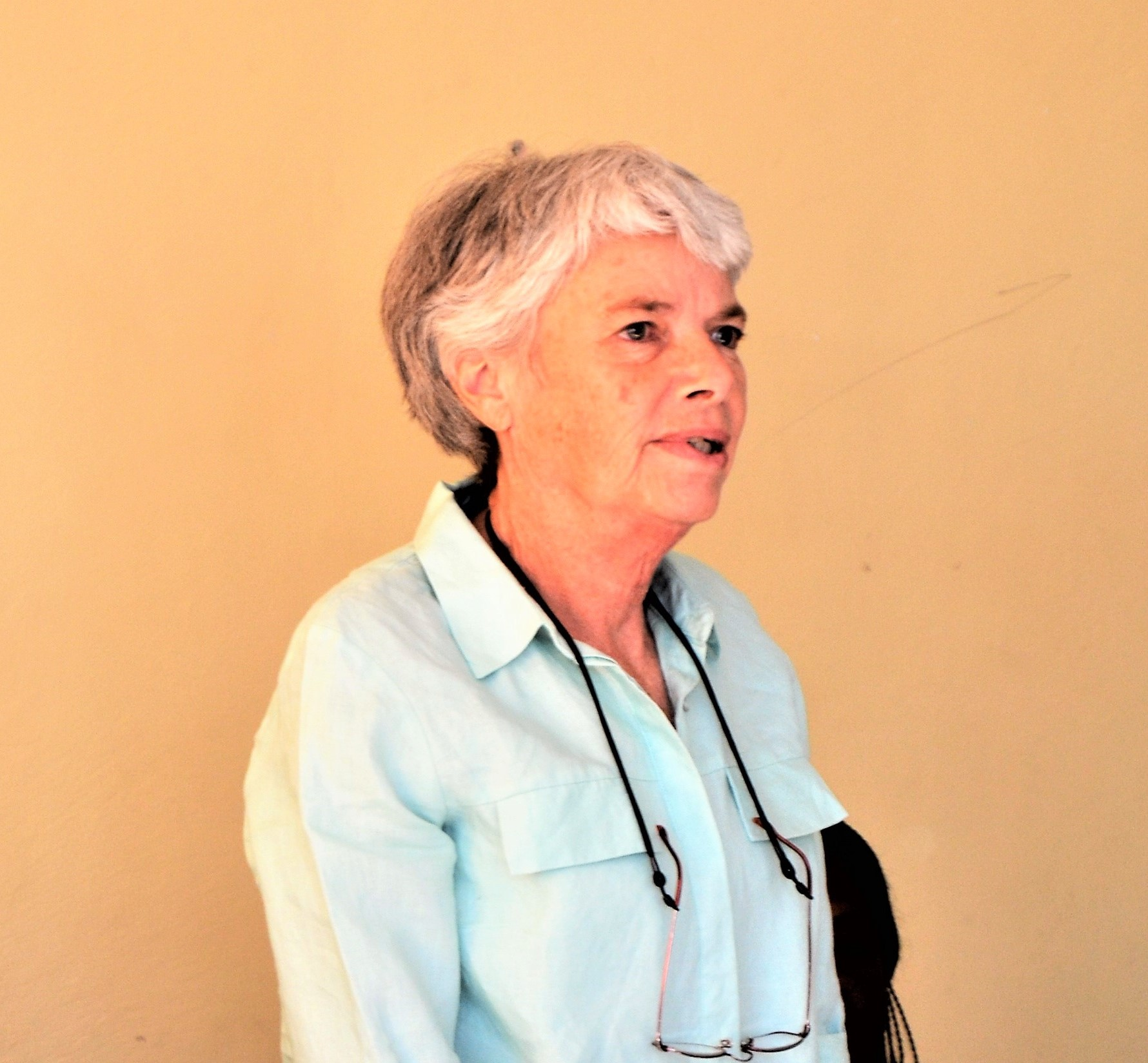 Founder and Director - Susan Brown started the Combretum Educational Trust in 2001 and the Combretum Trust School in 2004. She has over 35 years of experience in education.