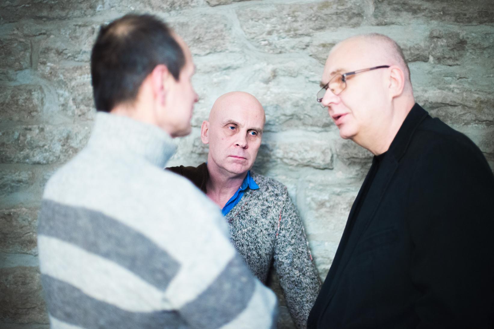 Riho Västrik, Manfred Vainokivi, Hannes Lintrop