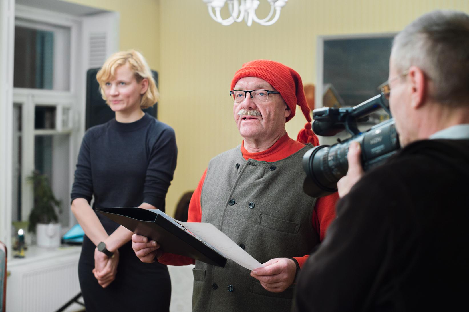 Tiiu-Ann Pello, Peeter Simm, Tõnis Lepik