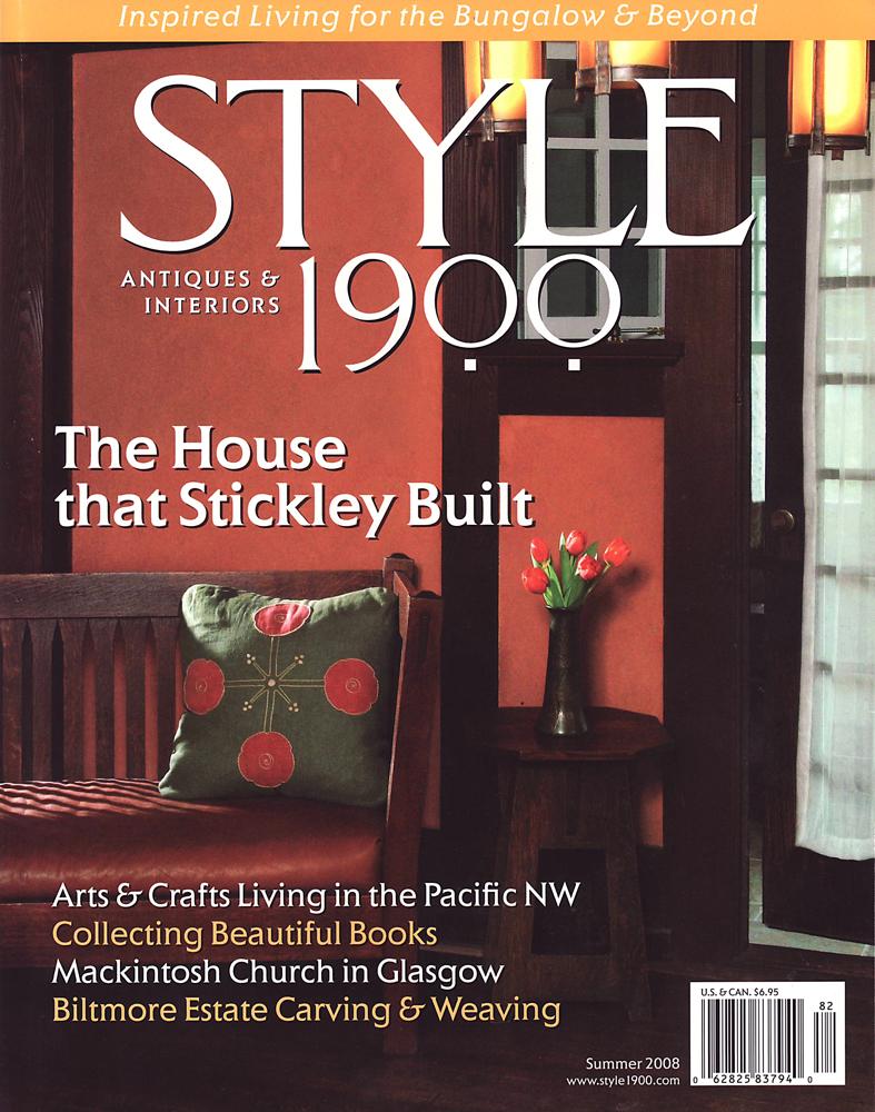 Style 1900, Summer 2008