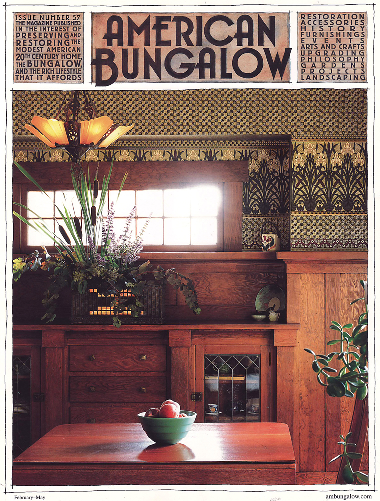 American Bungalow, Spring 2008