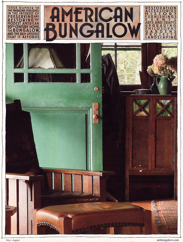 American Bungalow, Summer 2008