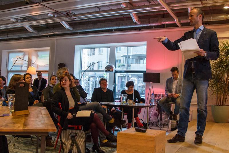 Co-creation In Smart City Keynote