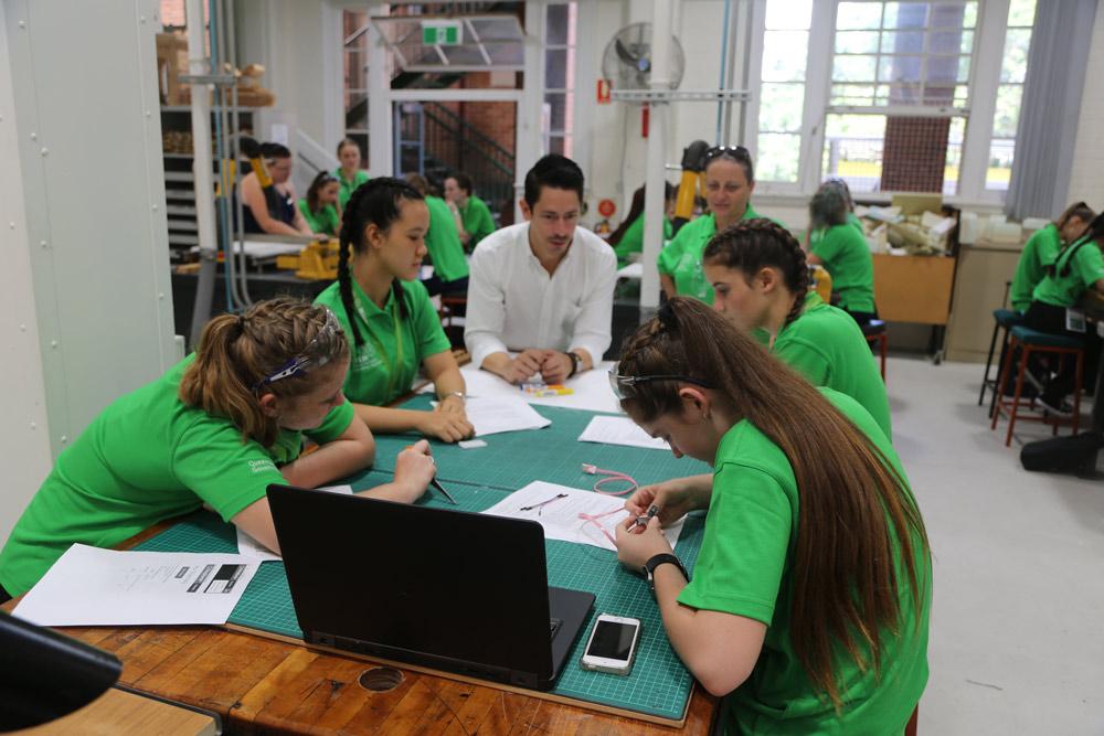Queensland-University-of-Technology-Design