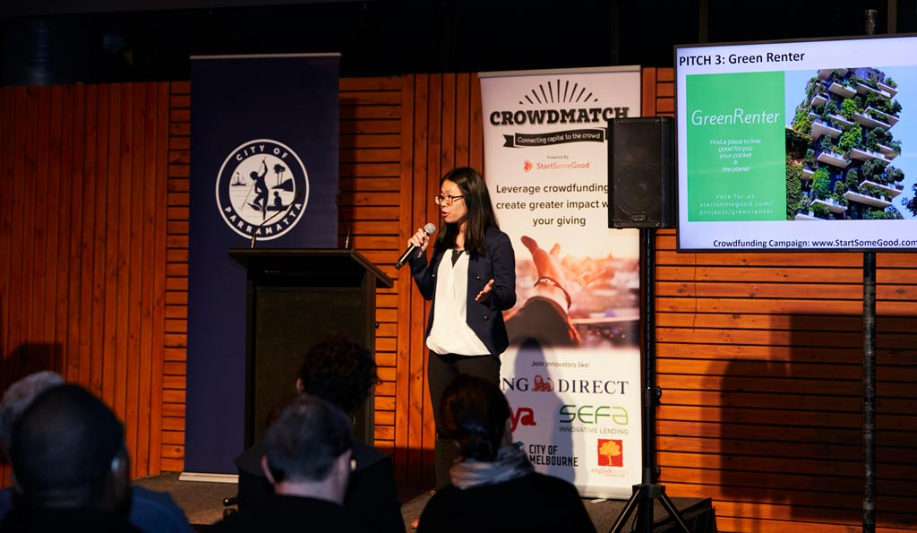 Sandy Tsui of Green Renter