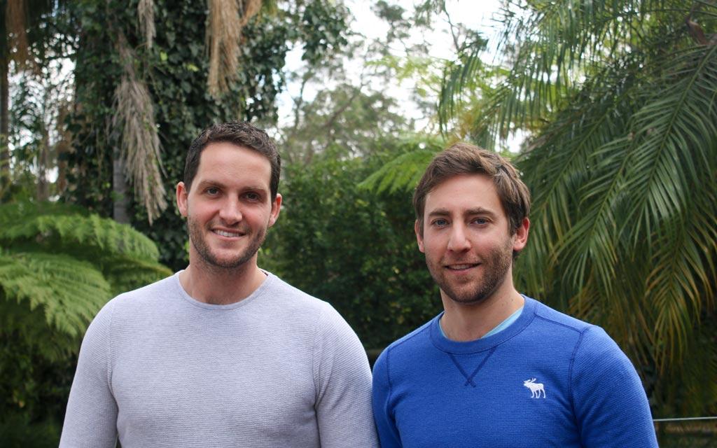 Adam McCurdie and Joshua Ross.