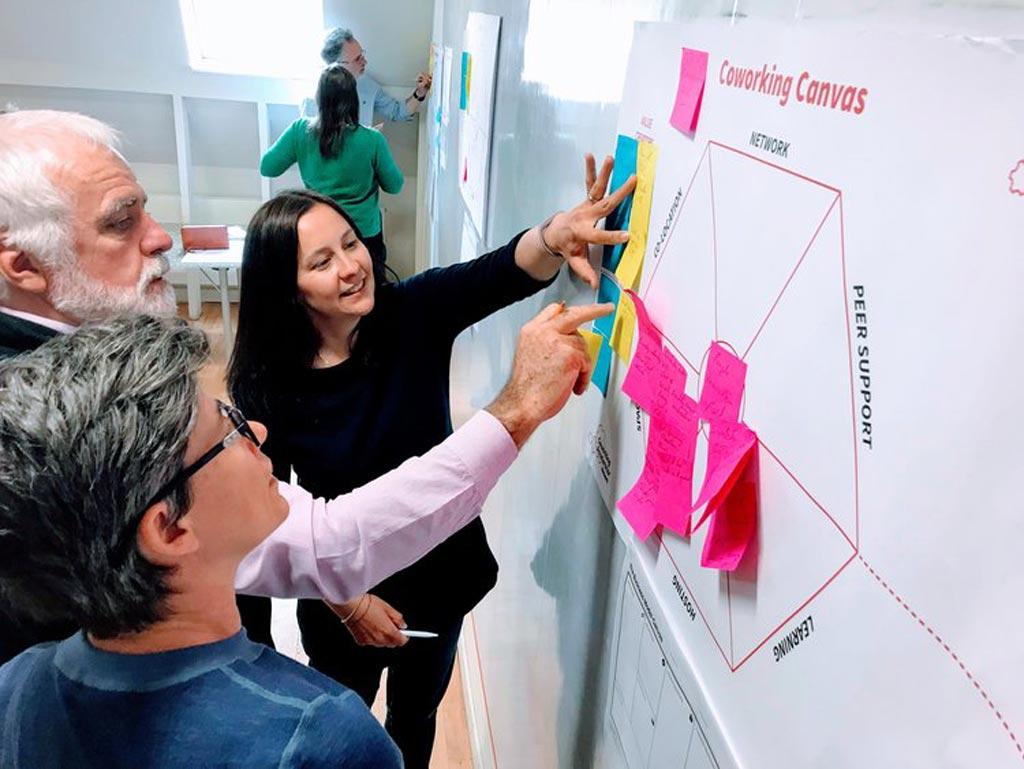 Social-enterprise-Coworking-business