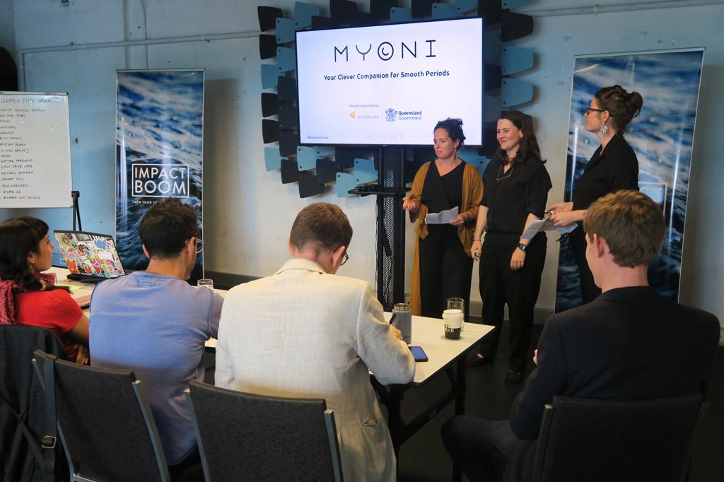 Myoni-menstrual-cup-Brisbane-social-entrepreneurship