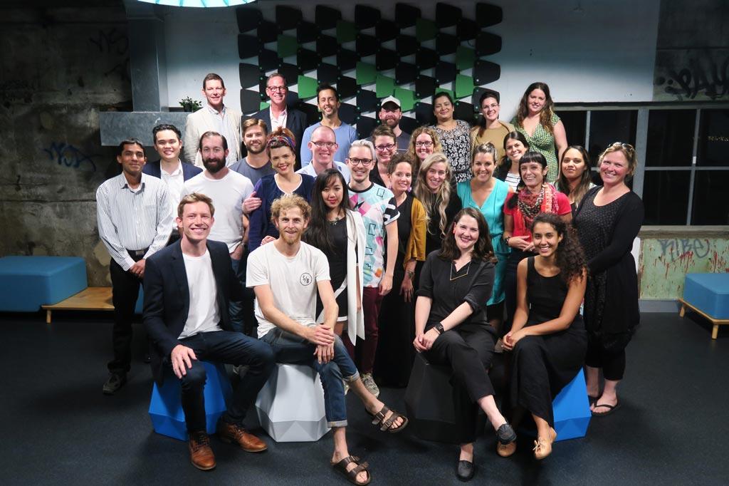 The 2019  Elevate+  Accelerator cohort: 15 social enterprises, all delivering impact.