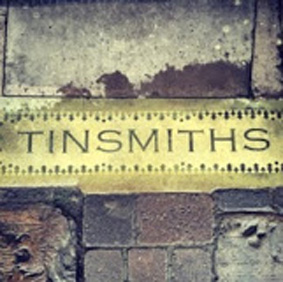 Tinsmiths   High St, Ledbury HR8 1DS.  Hand-thrown porcelain & wood-fired salt glaze.