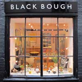 Black Bough   2 Market St, Ludlow SY8 1BP.  Hand-thrown porcelain.