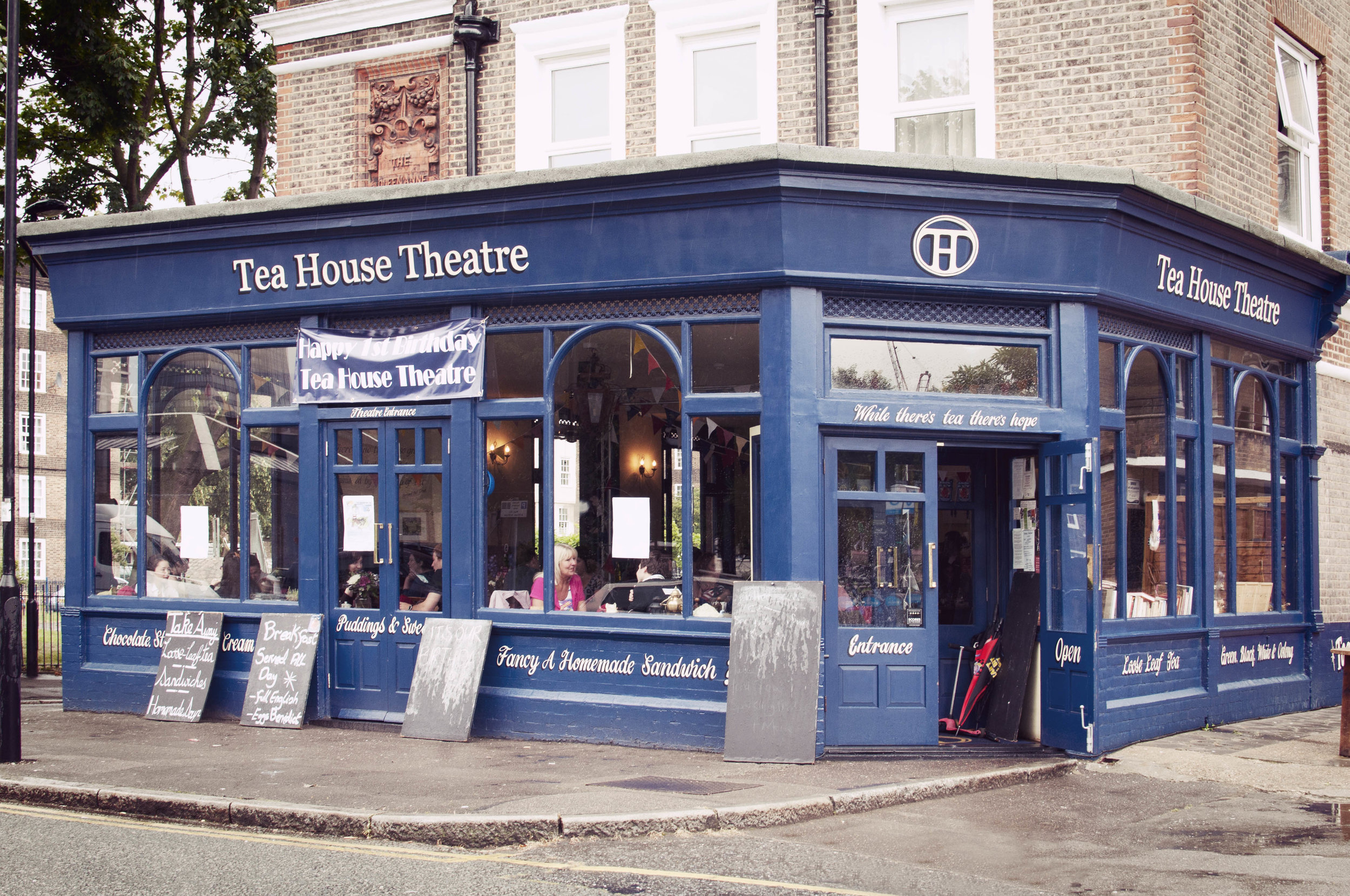 Tea House Theatre - 01