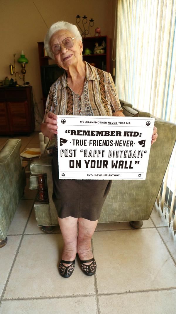 Grandmother tips 07