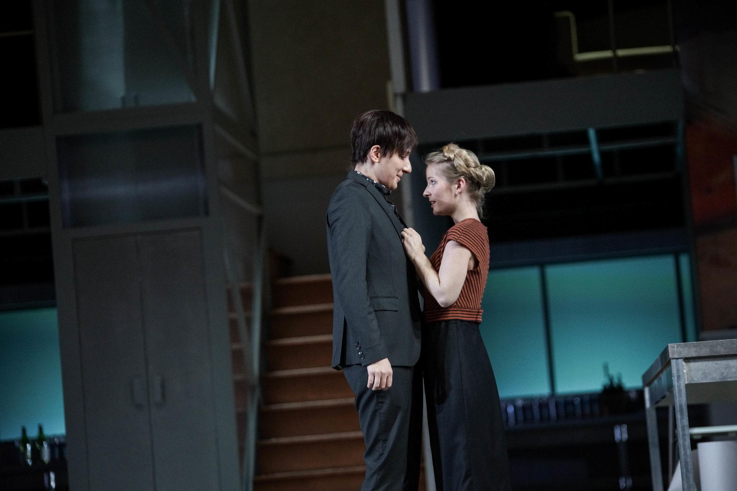 "Barbarina in ""Le Nozze di Figaro"", Oper Kiel 2015/16, ML: Georg Fritzsch, R: Daniel Karasek, © Olaf Struck"