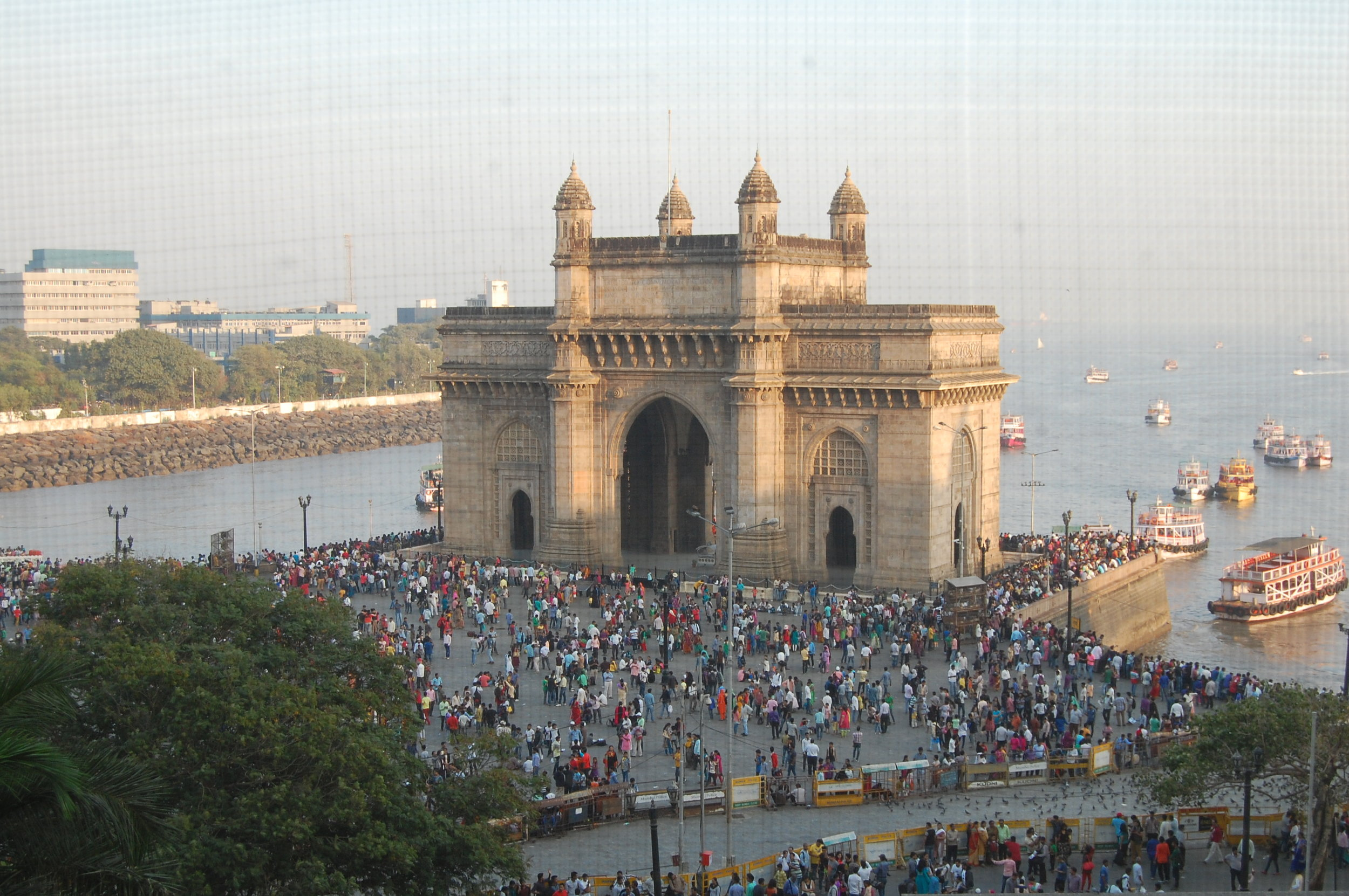 India Gate, Mumbai.