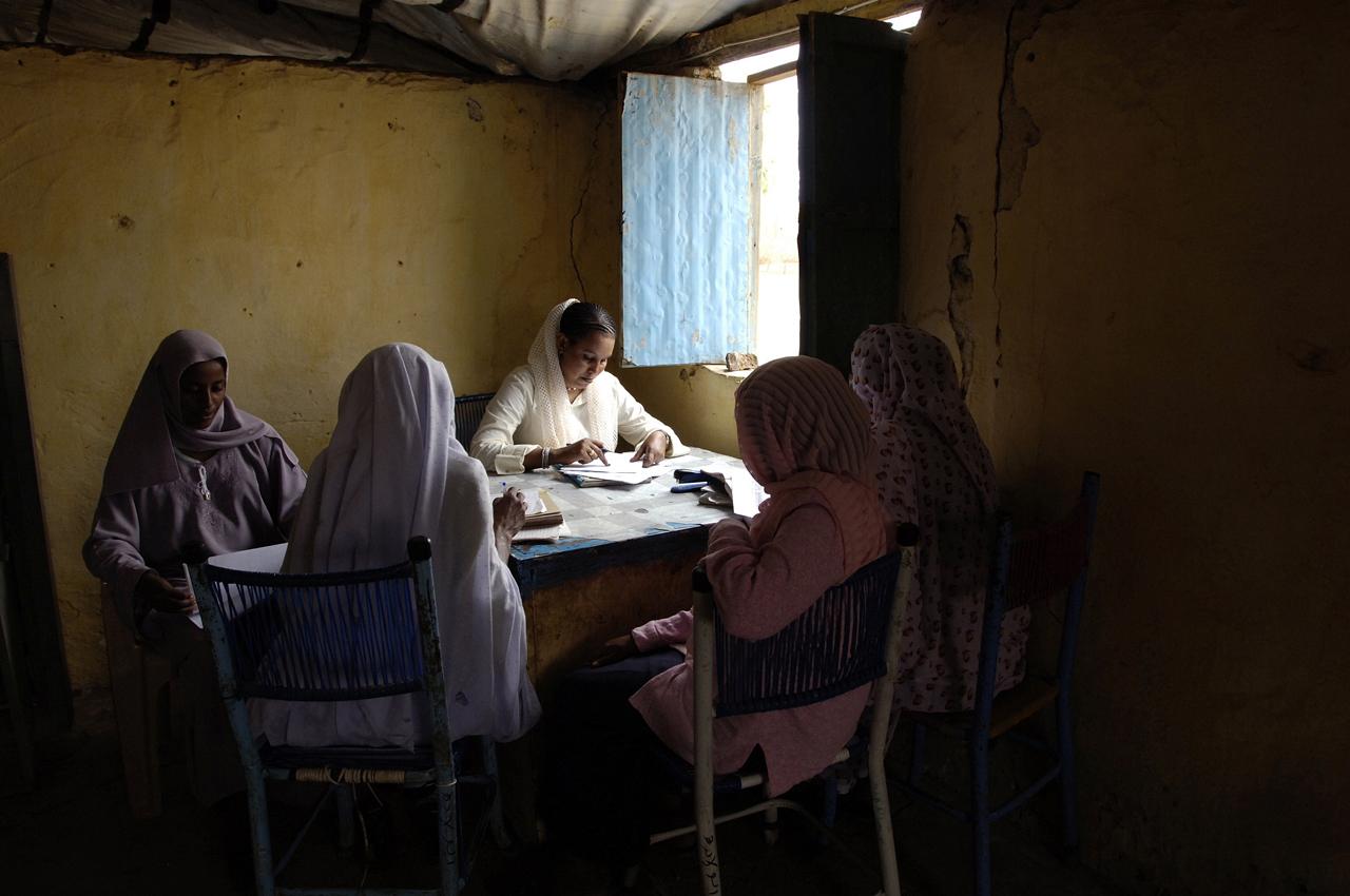Forgotten Eritrean refugees, Sudan