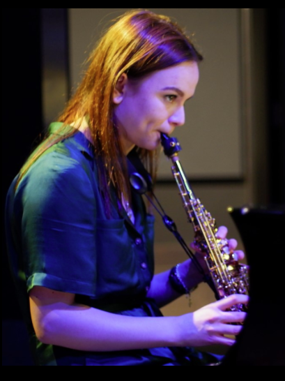 Olivia Murphy- Woodwind (Saxophone, Clarinet, Flute) and Piano Teacher   Olivia is a saxophonist and composer based in Birmingham, working as a freelance musician. Olivia is patient, understanding and always puts the student's interests first.    Education: In the final year of undergraduate study at Royal Birmingham Conservatoire, majoring in jazz saxophone. She is the winner of the 2018 RBC jazz composition prize for jazz orchestra.   Experience: Olivia has performed across the U.K and Europe and is a regular player in the Birmingham jazz scene. She has recently returned from studying for a term at the Royal Conservatoire of The Hague in the Netherlands. She has vast experience playing in RBC's Ellington Orchestra, Jazz Orchestra and Afro-Cuban Jazz Orchestra, as well as smaller ensembles and her own projects which regularly performs her own music. Olivia has four Grade 8s in jazz saxophone, jazz clarinet, classical clarinet and classical piano and so can teach all ages and abilities from beginner to advanced, as well as flute, composition and theory tuition.