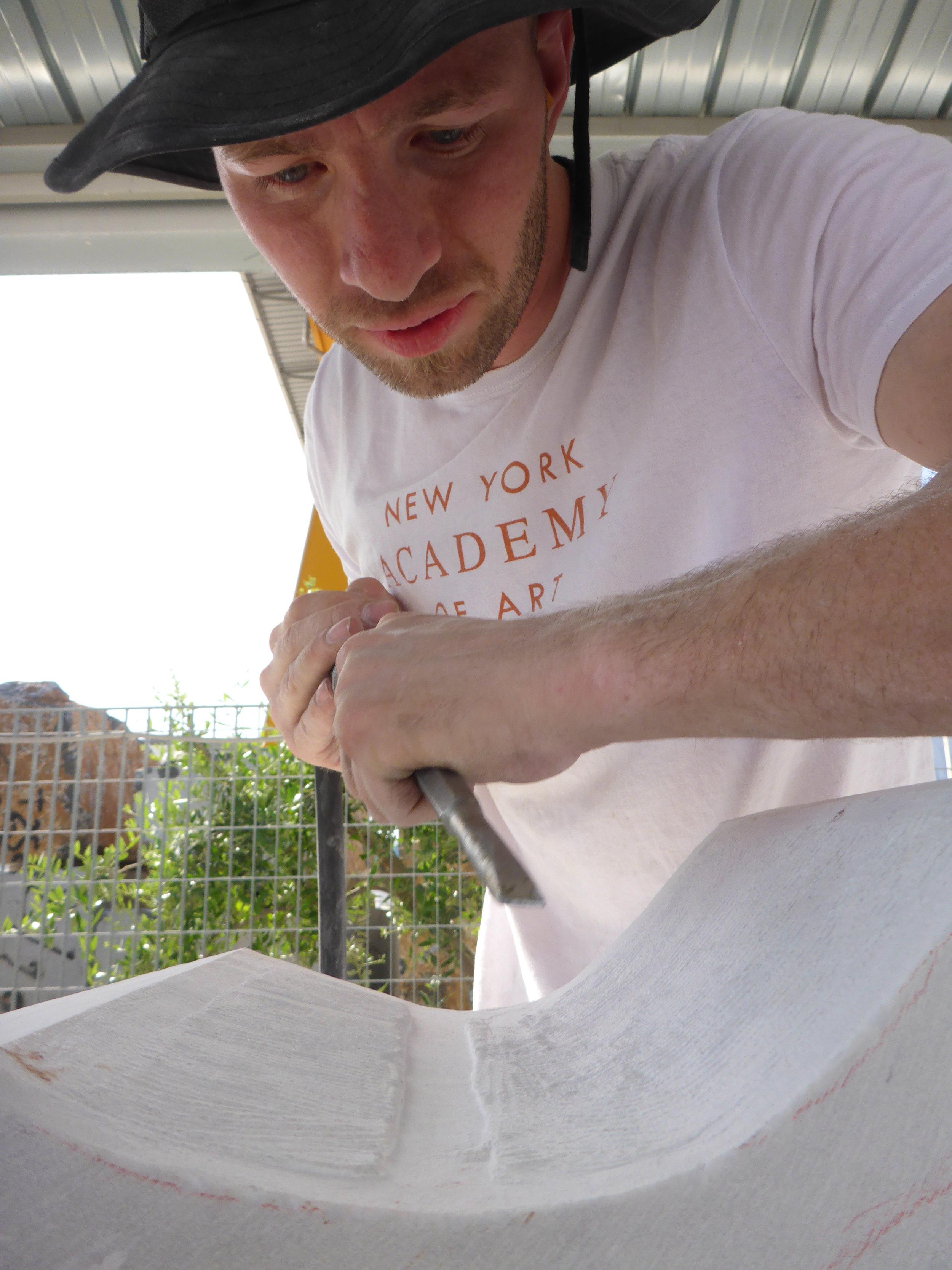 New-York-Academy-of-Art-Carrara-Residency-Josh-Henderson-Heena-Kim20140607_0120.JPG