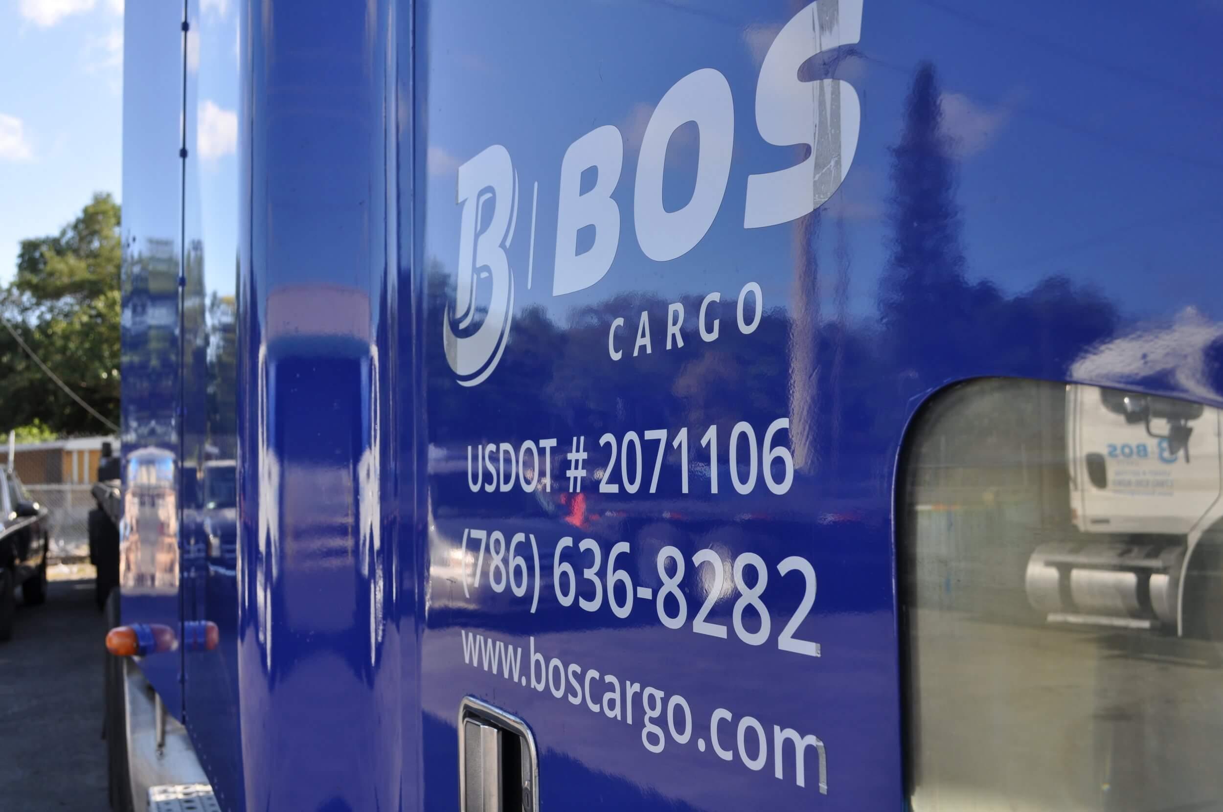 BOS Cargo Truck