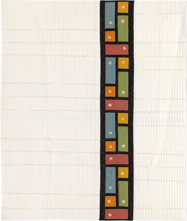 "KayLynn Designs Blog - Modern Quilts from Traditional Blocks - ""Tile"" by Kathryn Greenwold"